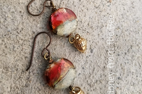 Fall Color Earrings