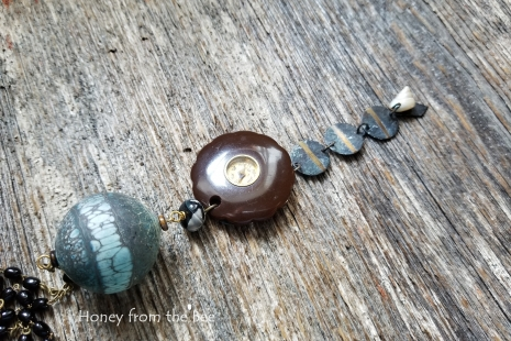 Take me Home boho pendant