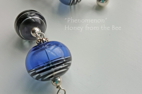 Lampwork Artisan earrings