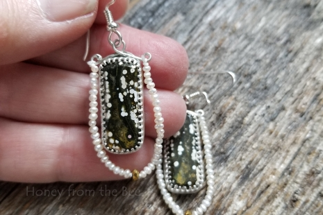 Boho Glamour earrings