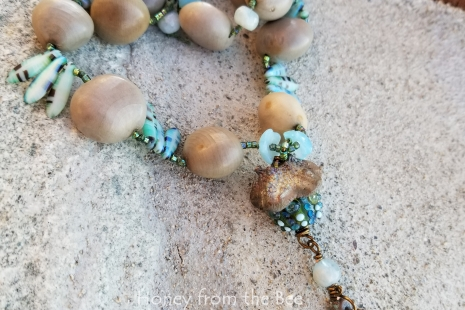 Beach Statement necklace