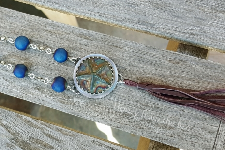 Victorian Cowgirl necklace