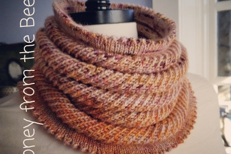 Luxury Knit cowl