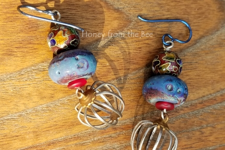 Boho Artisan Earrings