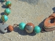 Turquoise and Copper necklace