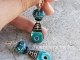 Boho Teal earrings