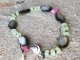 Soft Green bead bracelet