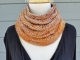 Merino Wool and Cashmere cowl