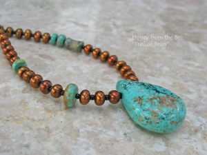 Artisan Necklaces - strung, knotted, linked (SOLD)
