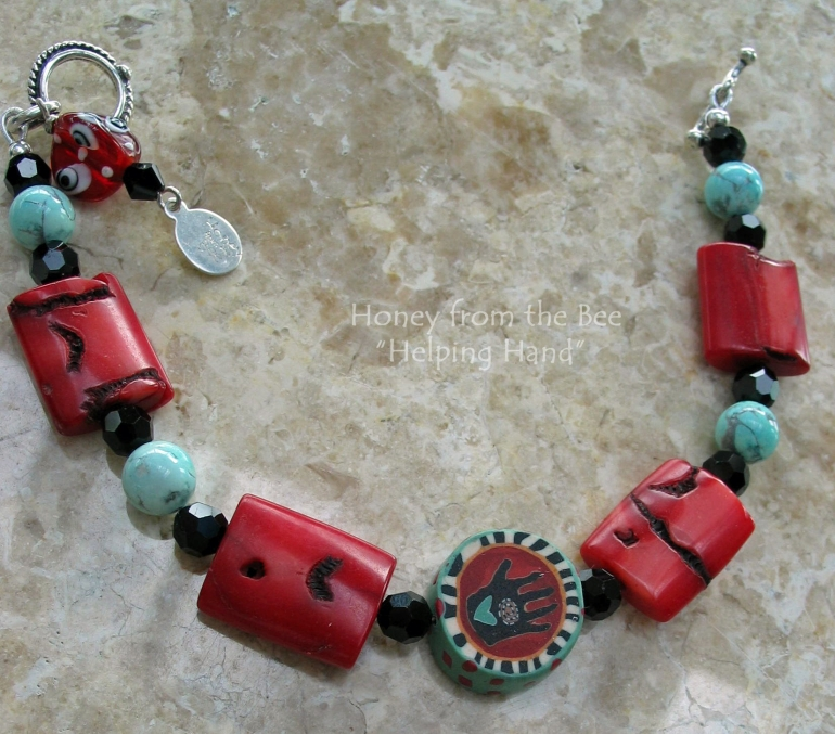 helping_hand_-_red_bamboo_coral_and_turquoise_howlite_bracelet.jpg