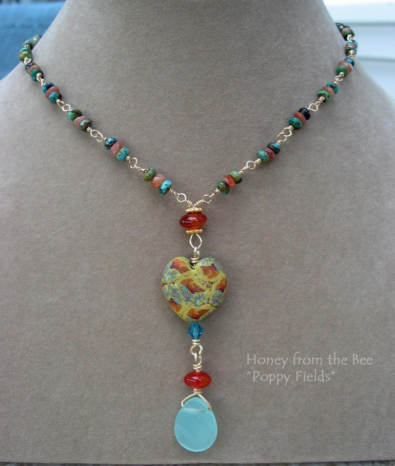 poppy_fields_-_polymer_focal_turquoise_and_sunstone_necklace.jpg