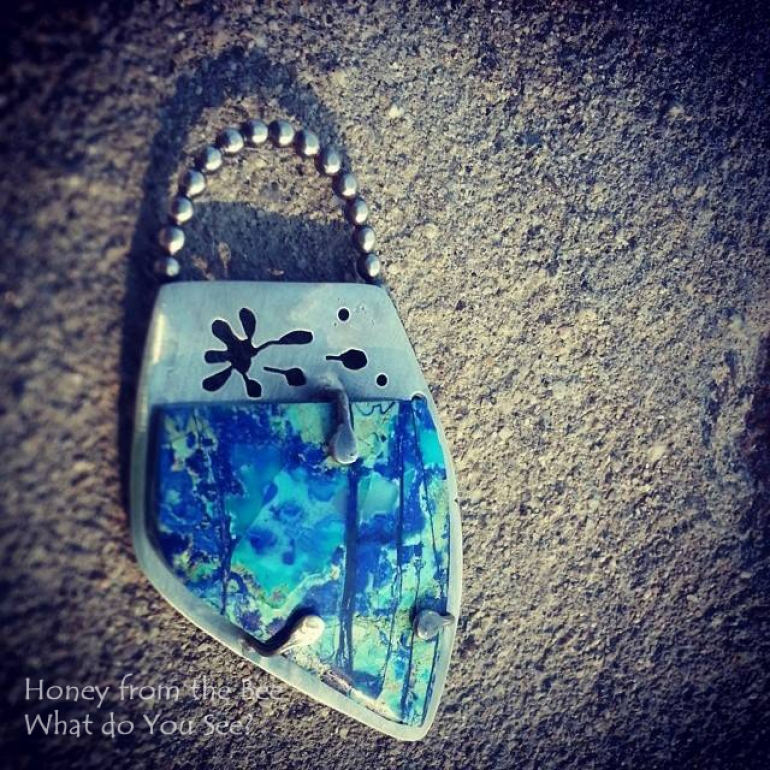 what_do_you_see_-_blue_bird_chrysocolla_sterling_silver_pendant_with_writing.jpg