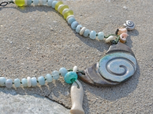 Nautilus Artisan Necklace