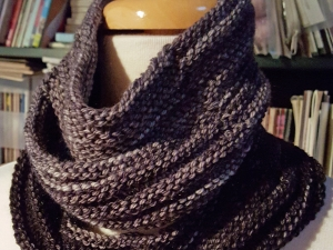 Shades of Grey Cowl