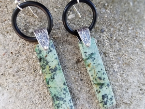 Urban Jungle Earrings