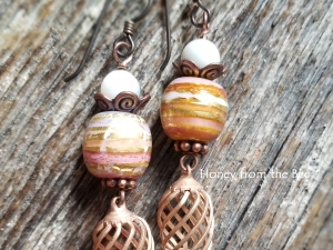 Sunset Pastel Earrings