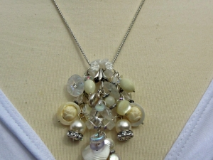 Crystal's Bridal Necklace
