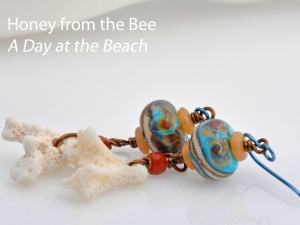 Day at the Beach earrings