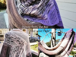 Find your Fade Shawl
