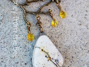 Fireflies - Willow Creek Jasper