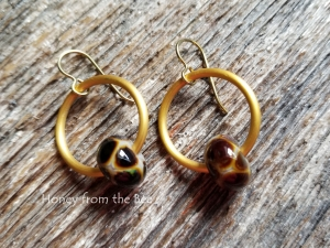 Giraffe Joy earrings