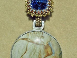 In the Arms of a Tree pendant