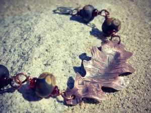 Autumn Medical Bracelet