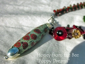 Poppy Dreams Necklace