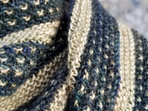 Downton Abbey Shawl