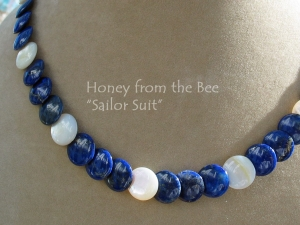 Sailor Suit necklace