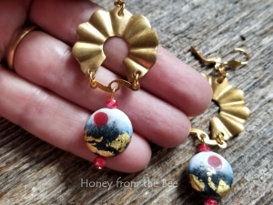 Artisan Statement Earrings