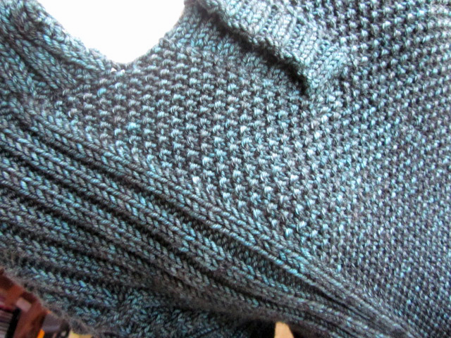 Able Cable pullover in Sweet Fibers Cashmerino Worsted