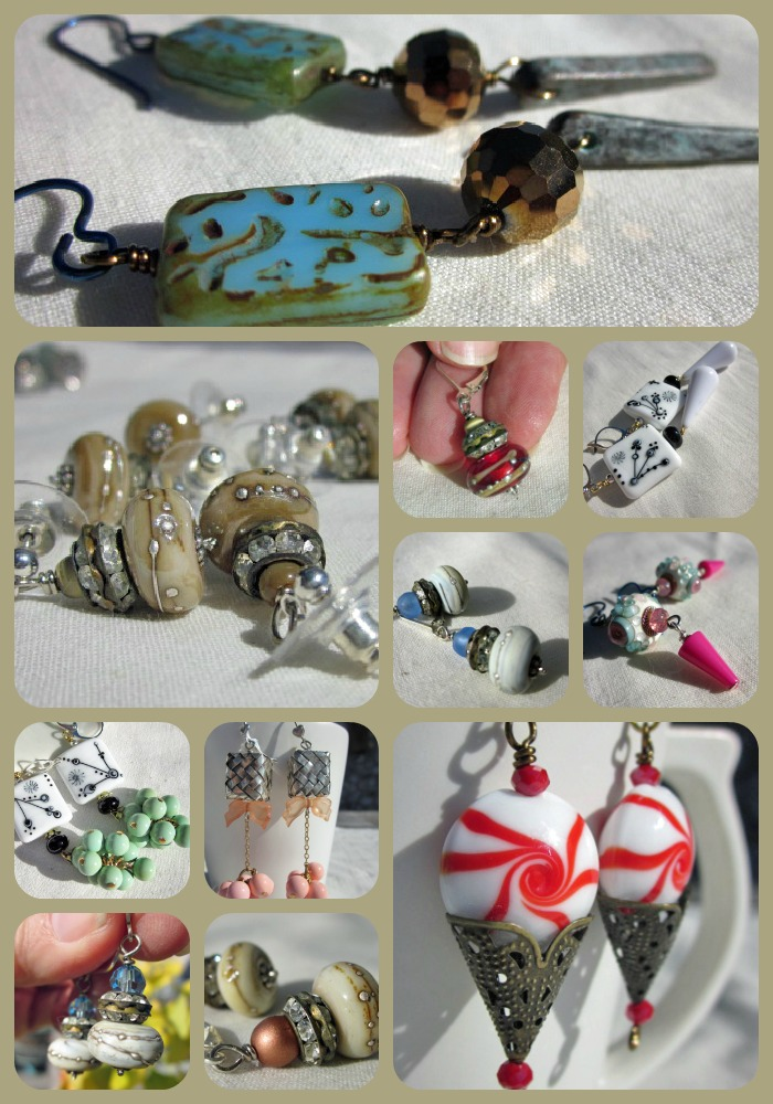 Artisan Earrings 2012