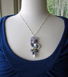 Pacific Northwest Bridesmaid necklace by Honey from the Bee
