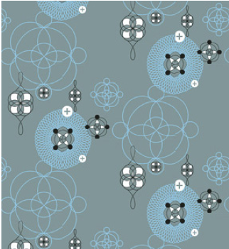 Fifties pattern for inspiration