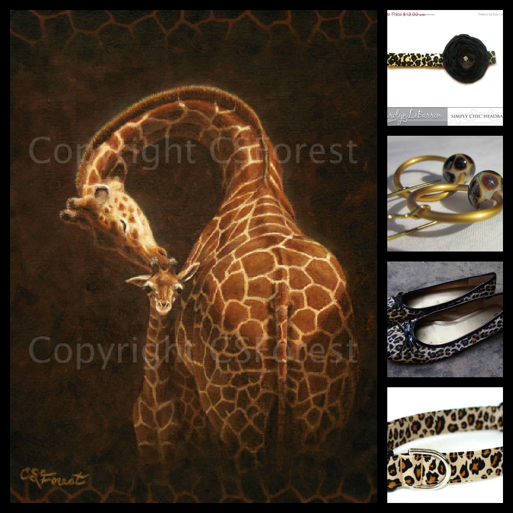 Jewelry and Fashion inspired by African Safari
