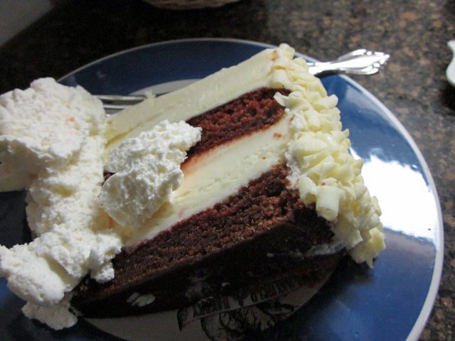 Red Velvet Cheesecake, Cheesecake Factory