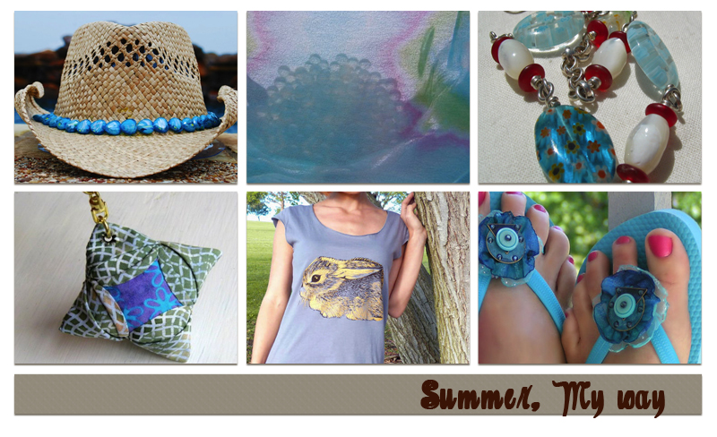 Summer Jewelry and Fashion