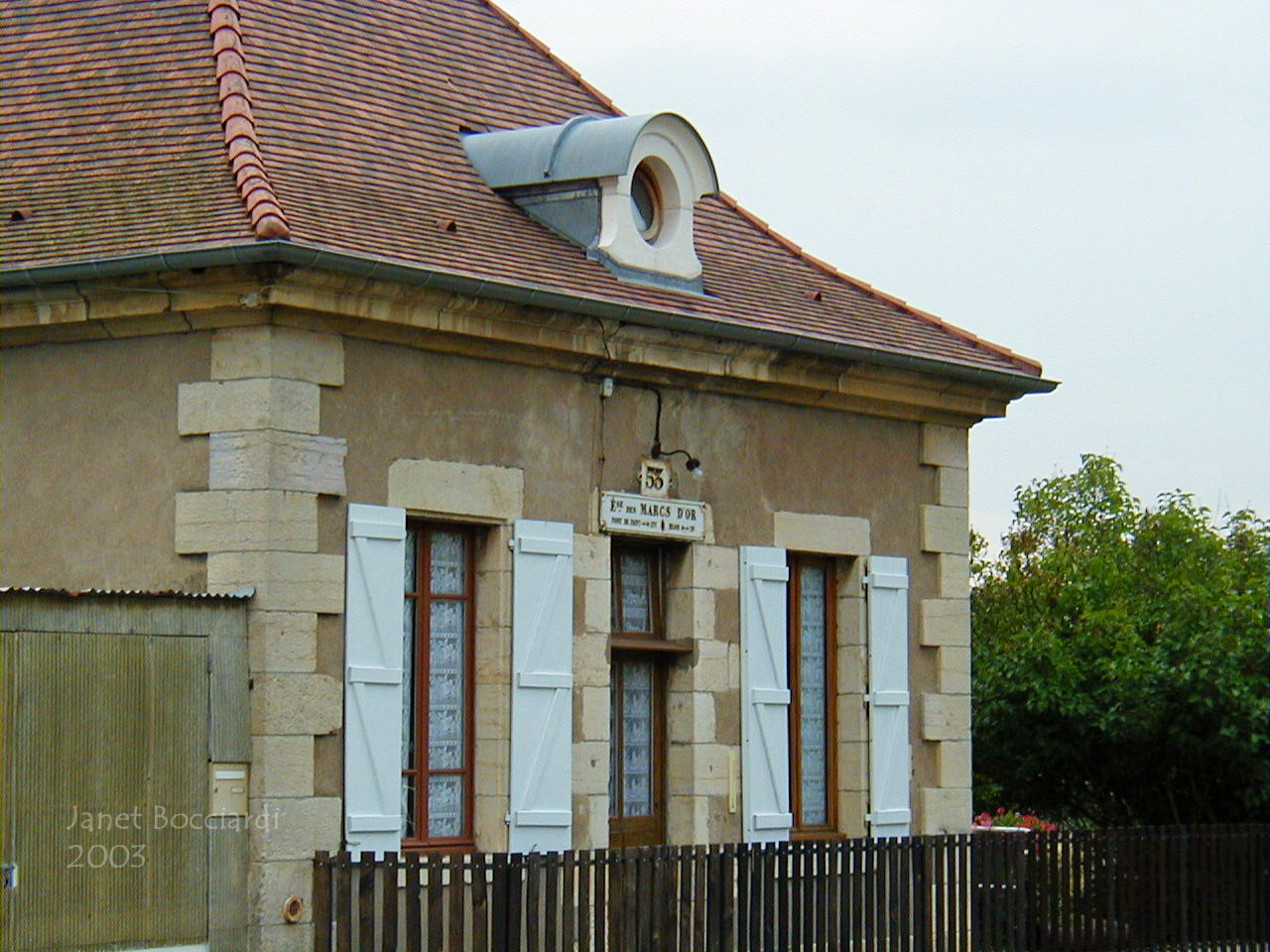 Lock House No. 53, Burgundy Canal, France